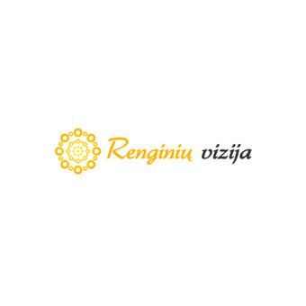 Renginių vizija - renginių organizavimas       Logotipų kūrimas - www.glogo.eu - logo creation.