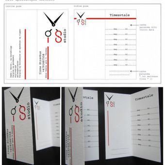 Grafikos dizaineris / Mantė Kalvelyte / Darbų pavyzdys ID 45087