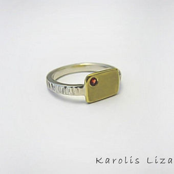 sužadėtuviu žiedas