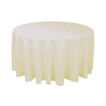 Apvalių staltiesių nuoma