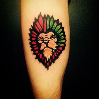 Tatuiruotės, tatuiruočių salonas / Vestina Jocaitytė / Darbų pavyzdys ID 46255