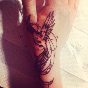 Tatuiruotės, tatuiruočių salonas / Vestina Jocaitytė / Darbų pavyzdys ID 46257