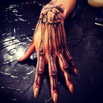 Tatuiruotės, tatuiruočių salonas / Vestina Jocaitytė / Darbų pavyzdys ID 46254