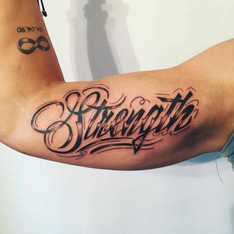 Tatuiruotės, tatuiruočių salonas / Vestina Jocaitytė / Darbų pavyzdys ID 46260