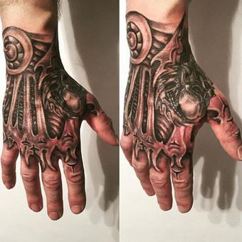 Tatuiruotės, tatuiruočių salonas / Vestina Jocaitytė / Darbų pavyzdys ID 46262