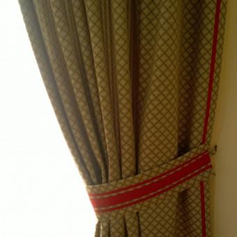 Interjero tekstilės siuvimas / Ilona Volkova / Darbų pavyzdys ID 46420