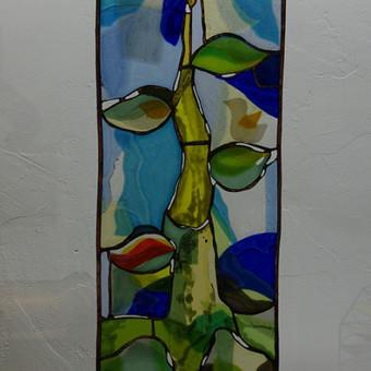 Vitražai, stiklo interjero detalės / Evelina Januškaitė / Darbų pavyzdys ID 47280