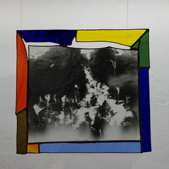 Vitražai, stiklo interjero detalės / Evelina Januškaitė / Darbų pavyzdys ID 47281