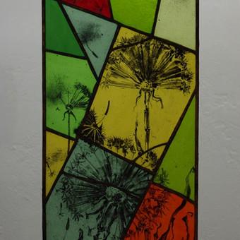 Vitražai, stiklo interjero detalės / Evelina Januškaitė / Darbų pavyzdys ID 47285