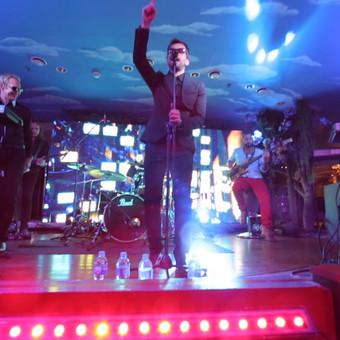 Naktinės Personos LIVE @ Olympic Casino Lietuva Video production: © Wideo.lt