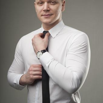 Profesionalus renginių vedėjas Vilniuje / Aleksandr Suslonov / Darbų pavyzdys ID 47473