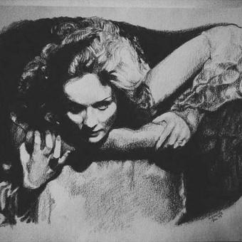 Marlene Dietrich, anglis