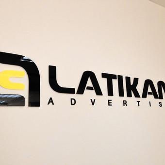 Reklamos gamyba / Latikana / Darbų pavyzdys ID 48197