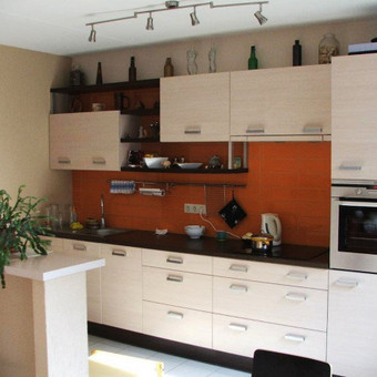 Virtuvės baldai.