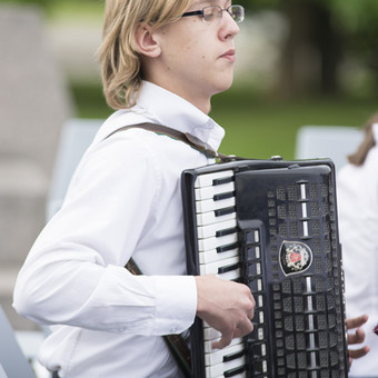"""Renginių fotografavimas """"Anykščiuose skambėjo akordeonų muzika"""" Daugiau: http://rbfoto.lt/gallery/akordeonai-anyksciuose"""