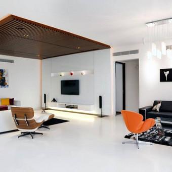 """Pramoninės ir dekoratyvinės liejamos grindys / UAB """"PavaBaltic"""" / Darbų pavyzdys ID 49857"""