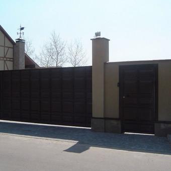 Automatiniai vartai, domofonai. / Miroslav / Darbų pavyzdys ID 49974