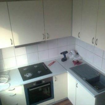 Virtuvės Baldų Gamyba / Virtuvės baldai / Darbų pavyzdys ID 50323