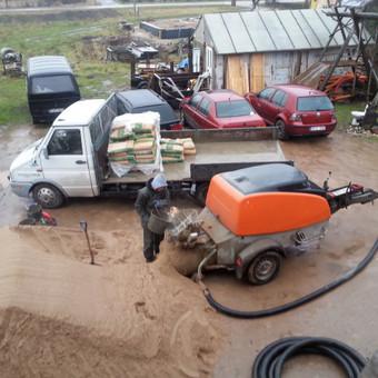 Betonavimo darbai, betonavimas / Algis Dumcius / Darbų pavyzdys ID 51068