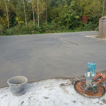 Betonavimo darbai, betonavimas / Algis Dumcius / Darbų pavyzdys ID 51071