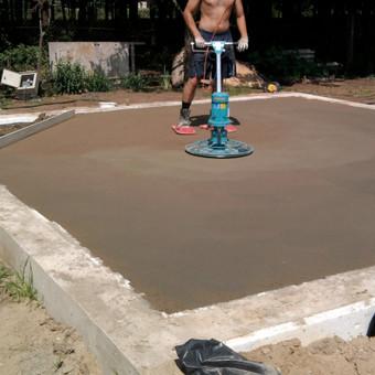 Betonavimo darbai, betonavimas / Algis Dumcius / Darbų pavyzdys ID 51074