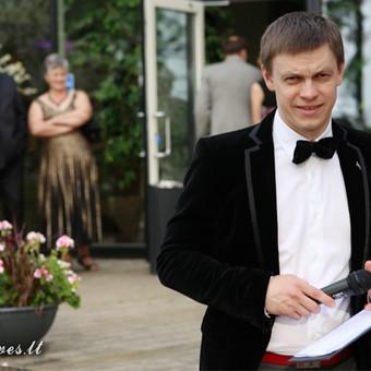Renginių vedėjas Vilniuje / Aleksandras / Darbų pavyzdys ID 51672