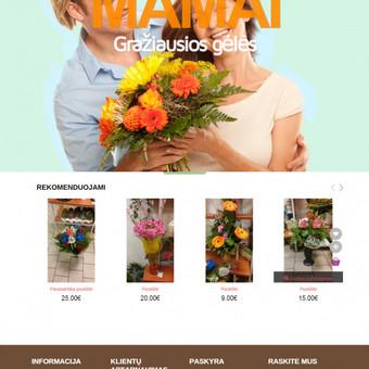 Internetinė parduotuvė Ugeles.lt