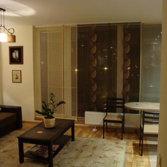 Teminis interjero dekoravimas I