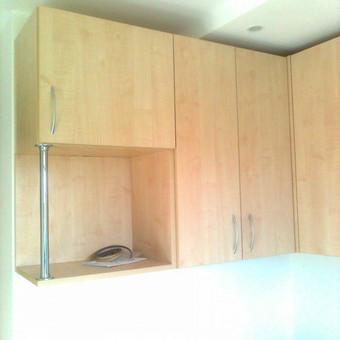 Virtuvės Baldų Gamyba / Virtuvės baldai / Darbų pavyzdys ID 52039