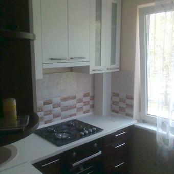 Virtuvės Baldų Gamyba / Virtuvės baldai / Darbų pavyzdys ID 52041
