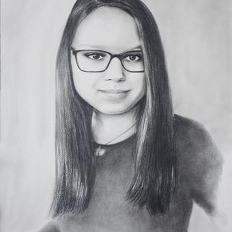 Dailininkė Kaune / Karolina Ale / Darbų pavyzdys ID 52241