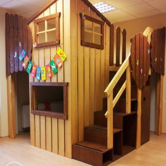 Vaikų žaidimų namelis