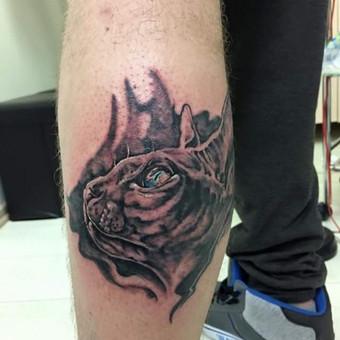 Tatuiruotės, tatuiruočių salonas / Ernesta / Darbų pavyzdys ID 53179