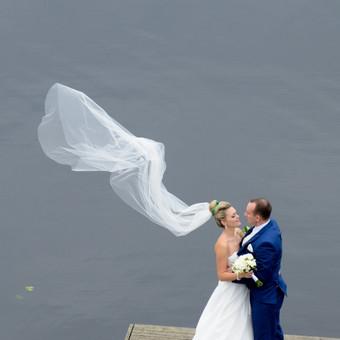 Vestuvių fotografavimas ir filmavimas / Henrikas Kudirka / Darbų pavyzdys ID 54853