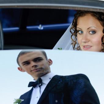 Vestuvių fotografavimas ir filmavimas / Henrikas Kudirka / Darbų pavyzdys ID 54855