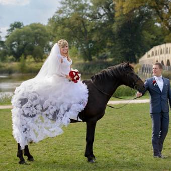 Vestuvių fotografavimas ir filmavimas / Henrikas Kudirka / Darbų pavyzdys ID 54856