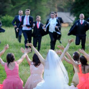 Vestuvių fotografavimas ir filmavimas / Henrikas Kudirka / Darbų pavyzdys ID 54859
