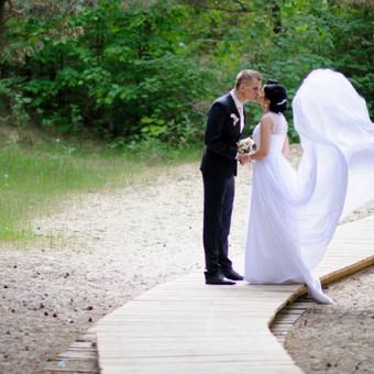 Vestuvių fotografavimas ir filmavimas / Henrikas Kudirka / Darbų pavyzdys ID 54850
