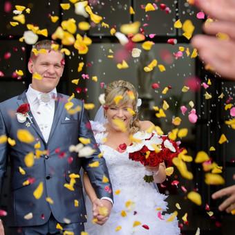 Vestuvių fotografavimas ir filmavimas / Henrikas Kudirka / Darbų pavyzdys ID 55023