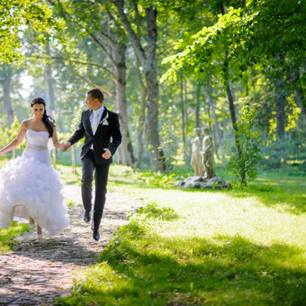 Vestuvių fotografavimas ir filmavimas / Henrikas Kudirka / Darbų pavyzdys ID 55031