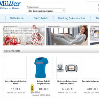 eBay internetinės parduotuvės dizaino keitimo darbai | http://stores.ebay.com/Erwin-Muller-GmbH