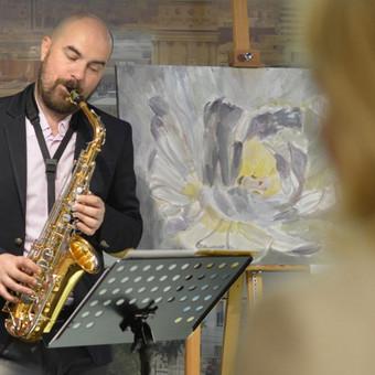 Saksofonistas Egidijus - Egisax / Egidijus / Darbų pavyzdys ID 55989