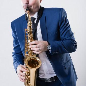 Saksofonistas Egidijus - Egisax / Egidijus / Darbų pavyzdys ID 55991