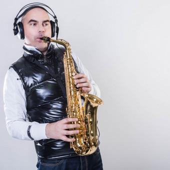Saksofonistas Egidijus - Egisax / Egidijus / Darbų pavyzdys ID 55993