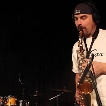 Saksofonistas Egidijus - Egisax / Egidijus / Darbų pavyzdys ID 55988