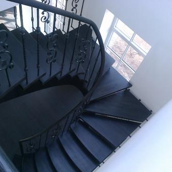 Tamsus laiptai