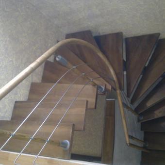 Beicuoti laiptai