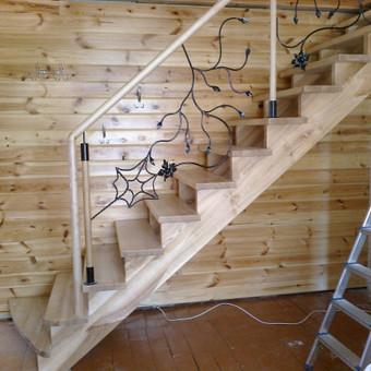 Idomūs laiptai