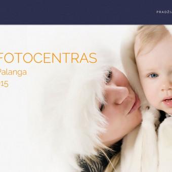 Internetinės svetainės kūrimas | http://www.palangosfotocentras.lt