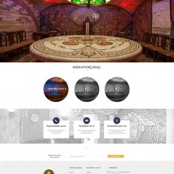 Internetinių svetainių kūrimas Vilniuje / Bona Solutions / Darbų pavyzdys ID 56906